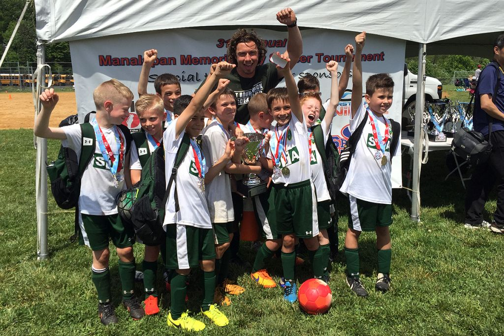 East Brunswick SC Benfica '08 Wins Manalapan Title