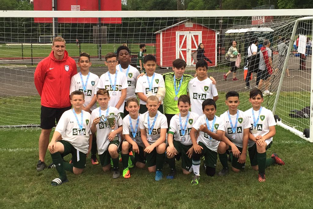 EBSC ATSC '05 Boys Place in Manalapan