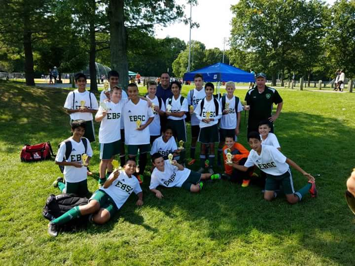 East Brunswick Premier U14B Nitro Swept the Competition at the South Brunswick Kickoff