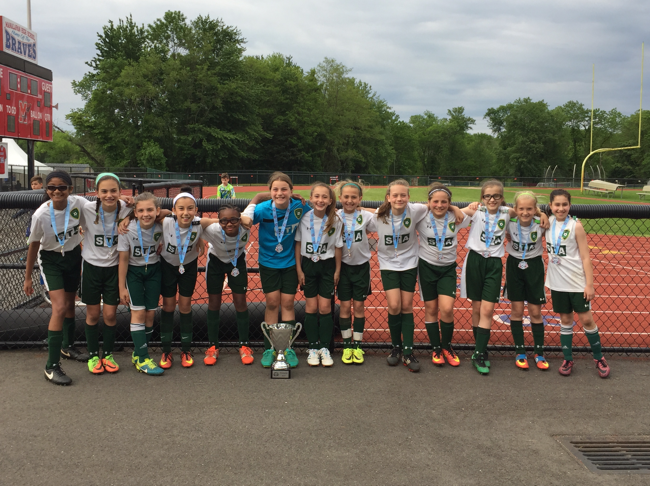 EBSC Crush 06 Girls Win In PKs To Take Manalapan Memorial Day Title