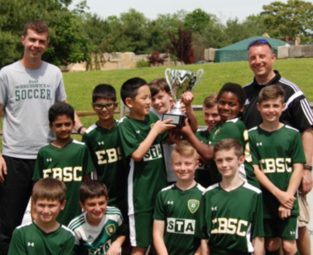 EBSC '06 Boys Win Shootout To Take Manalapan Title