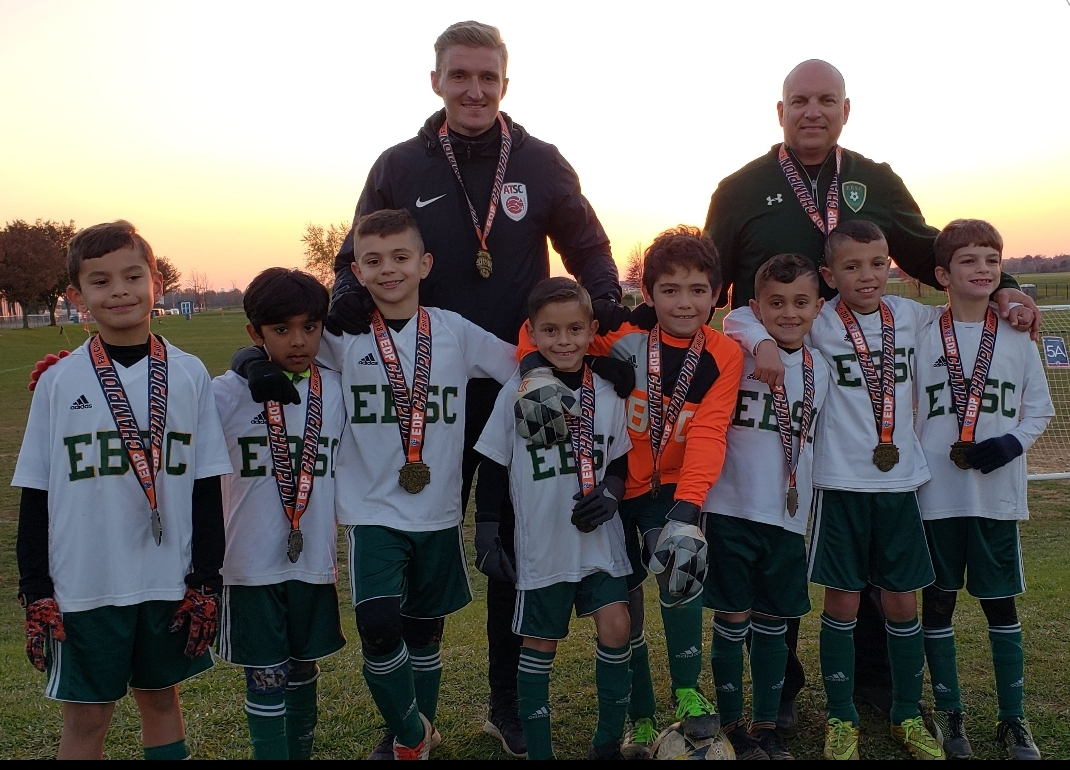 EBSC 2010 Barcelona Boys 2018 U9 EDP Fall Classic Tournament Champions